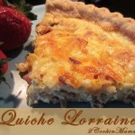 Quiche Lorraine – A French Spin on Breakfast
