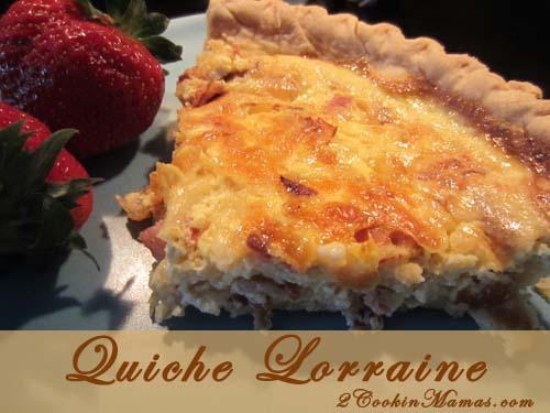 Quiche Lorraine | 2CookinMamas