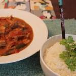 Crockpot Pork Thai-Style