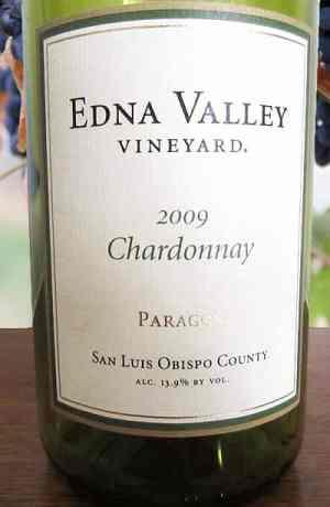 2009 Edna Valley Chardonnay