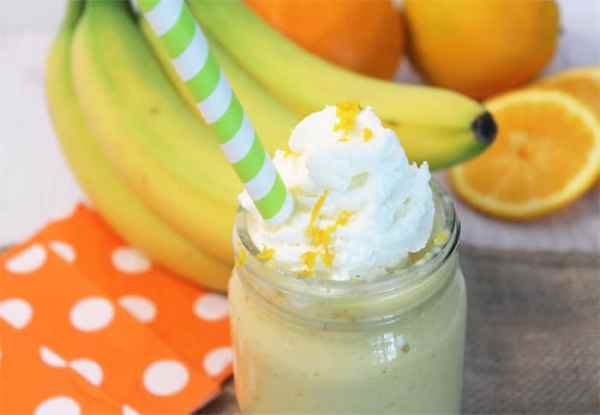 Creamsicle Smoothie 4 | 2 Cookin Mamas