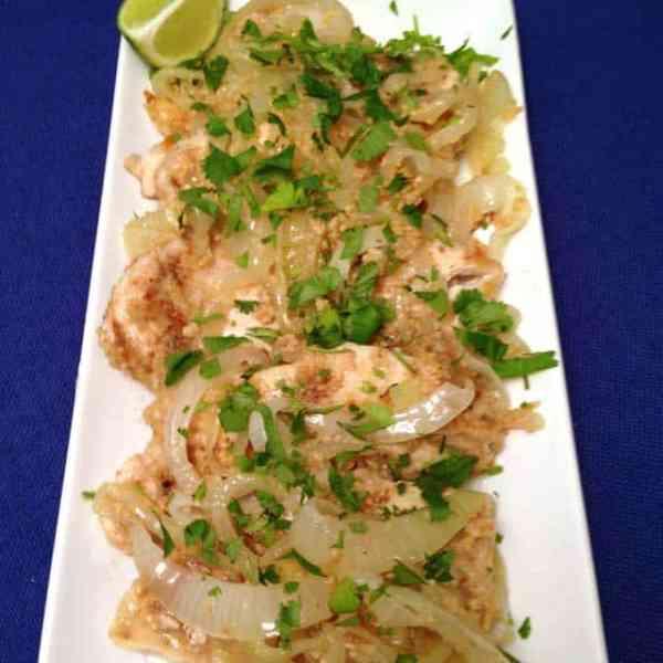 Pechuga a la Plancha Cuban Chicken 640|2CookinMamas