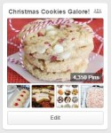 Christmas Cookies Galore Pinterest Board