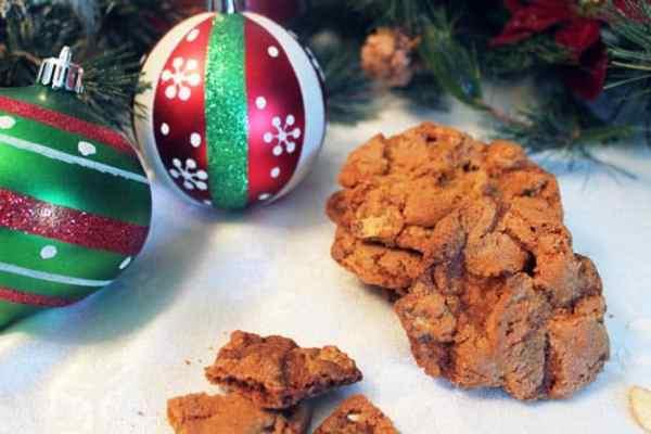 Vanilla Almond K Cookies 1 | 2 Cookin Mamas