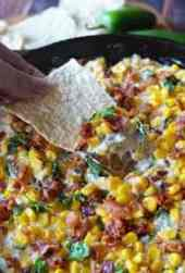 Bacon Jalapeno Corn Dip from Host the Toast