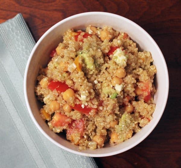Quinoa Salad | 2CookinMamas