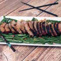 Sweet Asian Pork 2