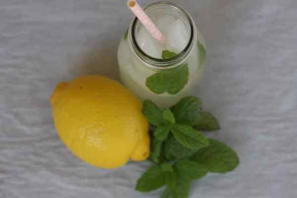 mint lemonade by goodie godmother