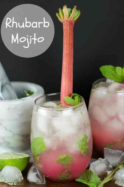 rhubarb-mojito-recipe-by living sweet moments