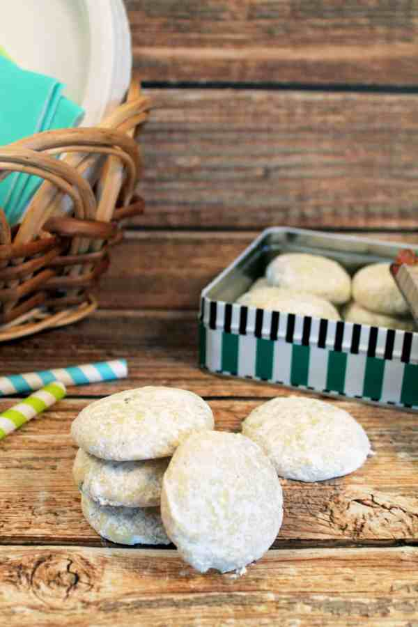 Key Lime Coolers picnic time | 2 Cookin Mamas