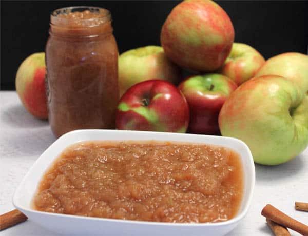 Homemade Applesauce 600x460|2CookinMamas