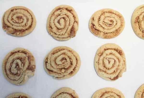 Cinnamon Crunch Cookies baked 2|2CookinMamas