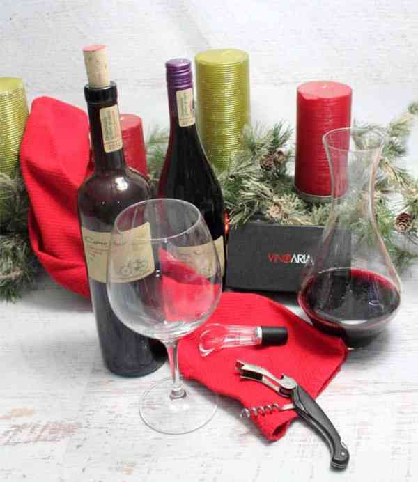VinoAria Red Wine Aerator review comaprison|2CookinMamas