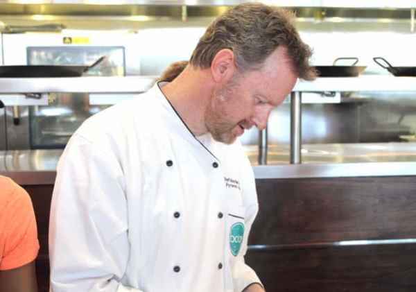 Bolay Chef Martin Oswald|2CookinMamas