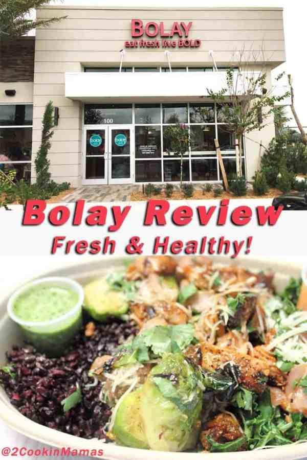 Bolay Restaurant pin|2CookinMamas