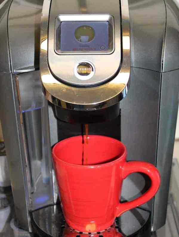 Keurig brewing|2CookinMamas