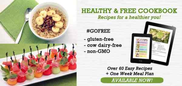 Healthy and Free Cookbook