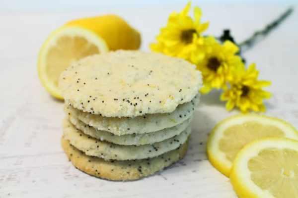 Lemon Poppy Seed Cookies 2 | 2 Cookin' Mamas