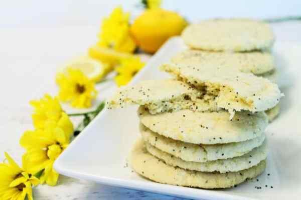 Lemon Poppy Seed Cookies 5 | 2 Cookin' Mamas