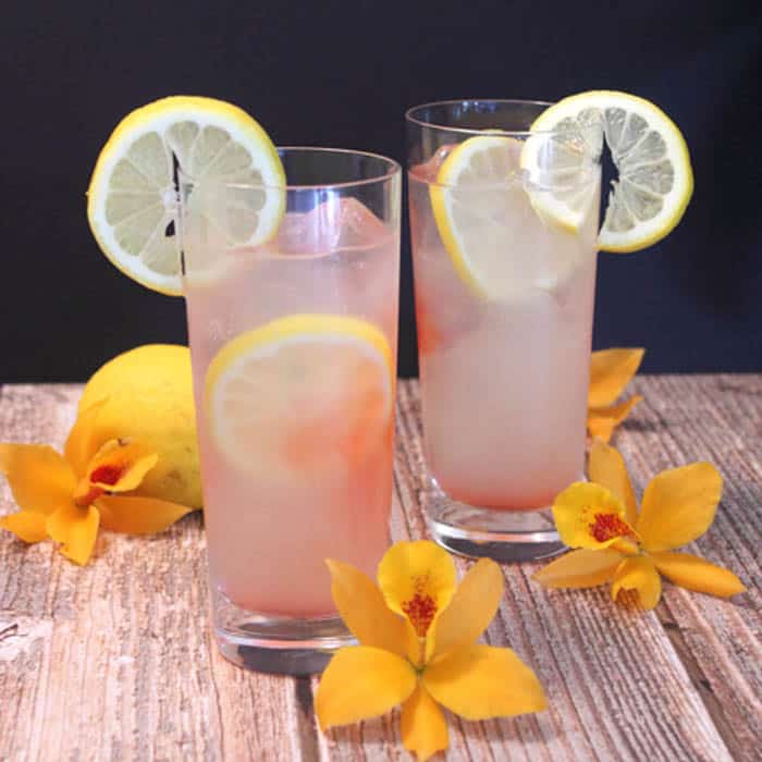 Vodka Sunrise - A Summer Cocktail