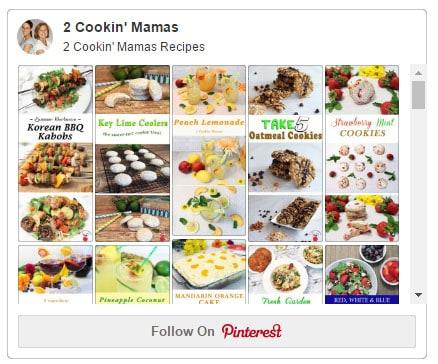 2 Cookin Mamas Pinterest board