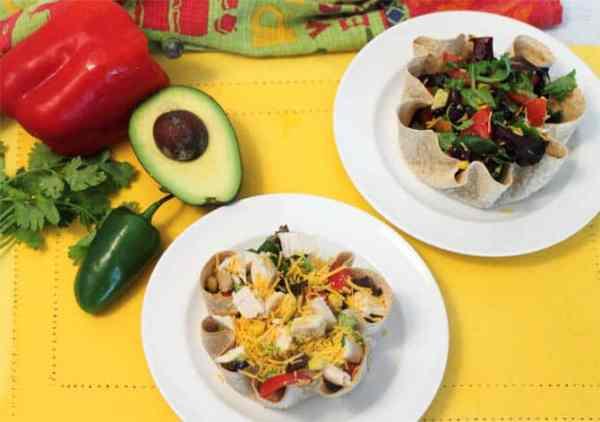 Taco Salad 2 | 2 Cookin Mamas