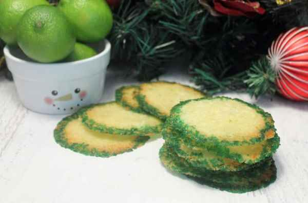 Coconut Lime Crisps 4 | 2 Cookin Mamas