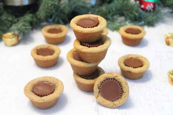 Peanut Butter Cup Cookies 2 | 2 Cookin Mamas