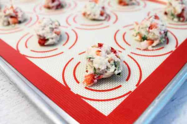 Strawberry Mint Cookies 8 | 2 Cookin Mamas