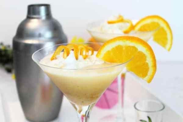 Whipped Blood Orange Tini 4 | 2 Cookin Mamas