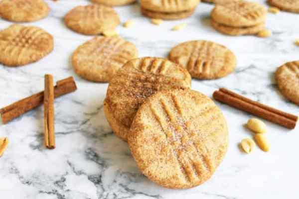 Peanut Butter Snickerdoodles 1 | 2 Cookin Mamas