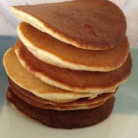 Gluten-Free Silver Dollar Pancakes