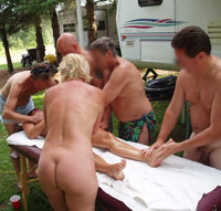 Thunder Bay Clothing Optional Campground