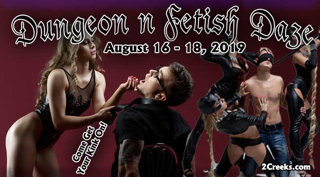 Dungeon, Fetish, BDSM, Swingers, Minnesota, Clothing Optional Campground