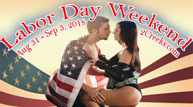 labor day swingers event, clothing optional campground, gay camping, lesbian camping, bisexual party