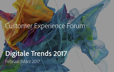 Adobe Customer Experience Forum
