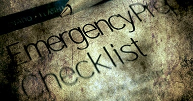 Free 78 Item Preppers Checklist: Not Just What But Why