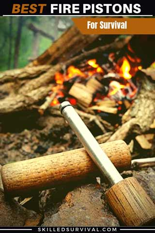 How To Make A Fire Piston Out Of Wood