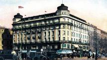 Geschichte Des Bristol Hotel Wien Innenstadt