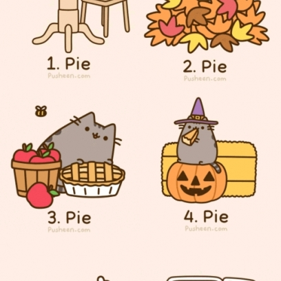 Pusheen Wallpaper Fall Son Makes Real Dad Proud Cyanide And Happiness Comic