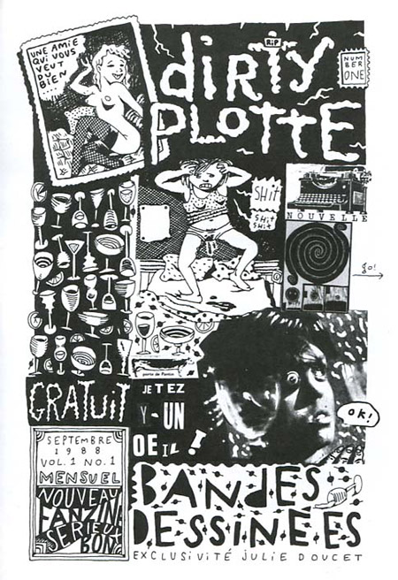 Image result for julie doucet