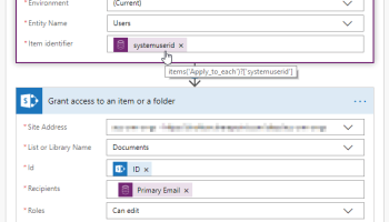 Preview Instant Flow steps in Business Process Flows
