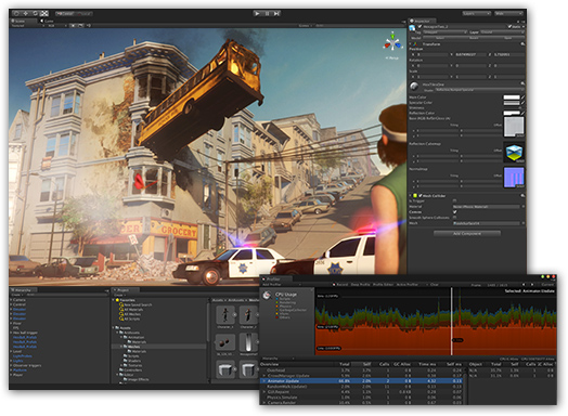 how unity3d became a