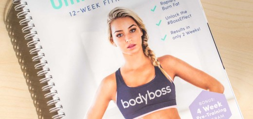 Review Bodyboss Fitness Guide Superfood Nutrition Guide
