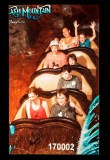 Splash Mountain. The last time I'd ever see my Studio 2B hat.