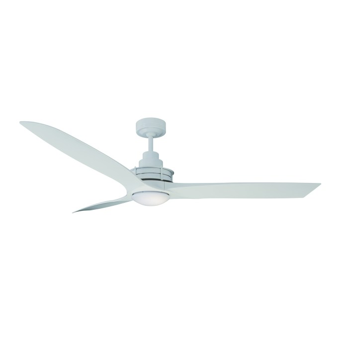 Bunnings Brilliant Lighting Brilliant 24w Led White Oyster: Bunnings Ceiling Fan With Led Light
