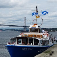 Inchcolm Island - Cruising the River Forth on the Forth Belle