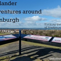 Outlander Exploring in East Lothian