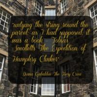 Outlander Connections in Edinburgh - Tobias Smollett