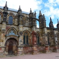 A visit to Rosslyn Chapel and Roslin Glen
